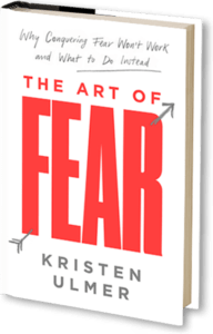 Kristen Ulmer The Art of Fear Book-Cover-Large