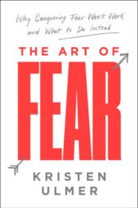 The-Art-Of-Fear Book Cover 2d Kristen Ulmer