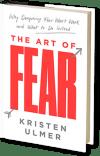 The Art of Fear Book-Cover-Med Kristen Ulmer