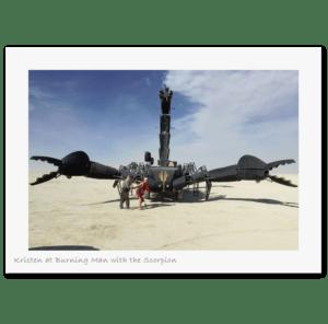 Kristen Ulmer Burning Man