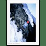 Kristen Ulmer Ice Climbing