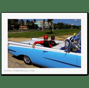 Kristen Ulmer in Cuba