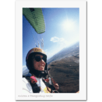 Kristen Ulmer Paragliding