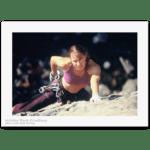 Kristen Ulmer Rock Climbing_1