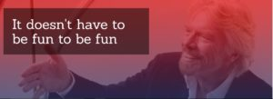Sir Richard Branson Quote with Kristen Ulmer