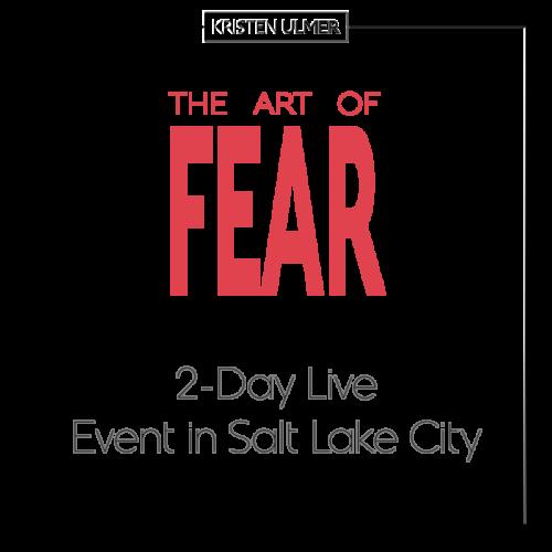 2 Day Live Event Kristen Ulmer