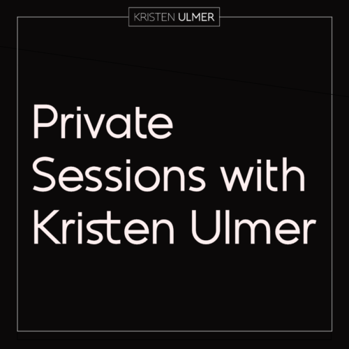 Private Session With Kristen Ulmer