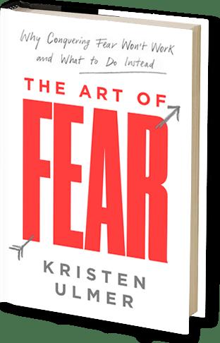 Art of Fear Book Kristen Ulmer