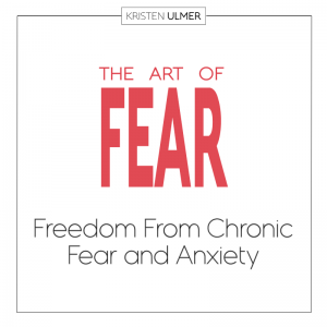 Freedom From Chronic Fear white