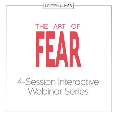 4 Session Interactive Webinar Kristen Ulmer